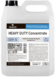 Heavy Duty Concentrate